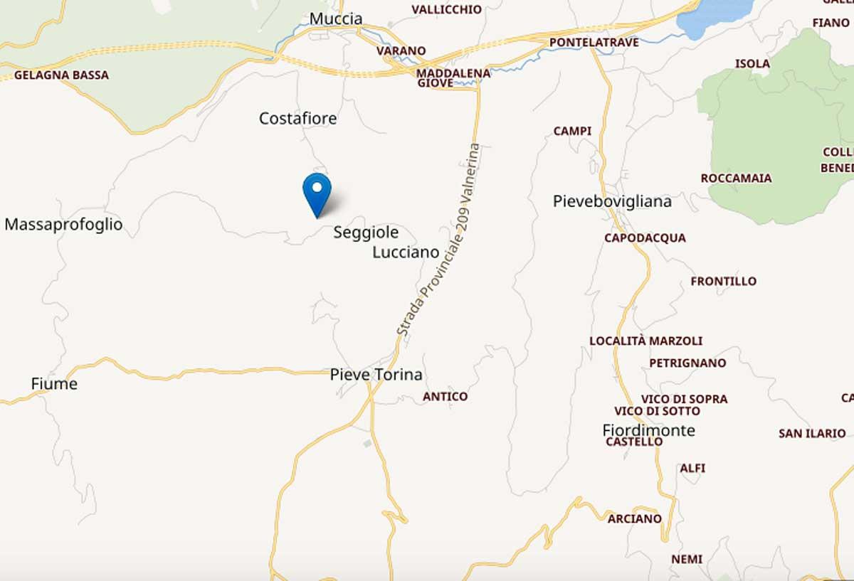 Scossa di terremoto 3.9 nel Salento, avvertita anche in Calabria Video