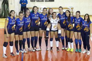 Sport - Pallavolo - Vbc Viterbo - Le ragazze della serie C