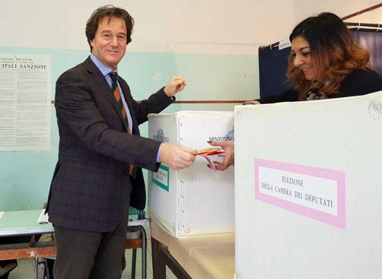 Politiche e regionali 2018 - Francesco Bigiotti al voto