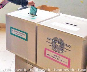 Elezioni politiche e regionali 2018