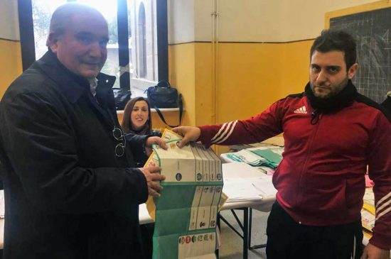 Politiche e regionali 2018 - Giuseppe Fioroni al voto
