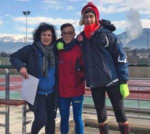 Sport - Atletica Vetralla - Lorenzo Aquilani e Fabio Saveri