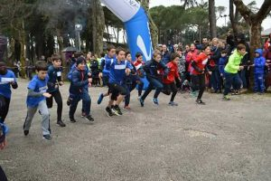 Sport - Atletica leggera - I campionati provinciali di corsa campestre a Vetralla
