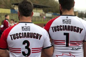 Sport - Rugby - Tusciarugby - Le nuove divise
