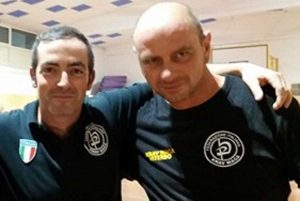 Krav maga - Carlo Mancini e Danilo Santini