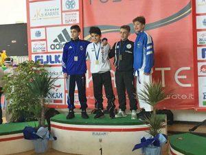 Sport - Internazionale open di Toscana - Gli atleti del Centro sportivo Politini