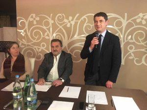 Alessandra Terrosi, Enrico Panunzi, Alessandro Mazzoli