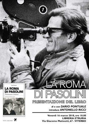 """""""La Roma di Pasolini"""""""