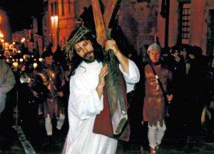 Latera - La processione del Venerdì santo