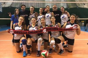 Sport - Pallavolo - Sporting Viterbo - L'under 14