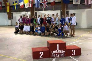 Sport - Pattinaggio - Fulgur Tuscania - Le tuscanesi al trofeo delle Stelline
