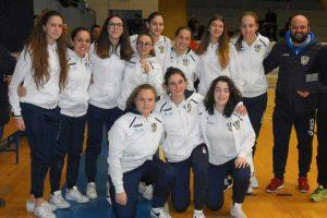 Sport - Pallavolo - Vbc Viterbo - Le ragazze dell'under 16
