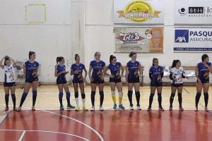 Sport - Pallavolo - Vbc Viterbo - L'under 18 in campo