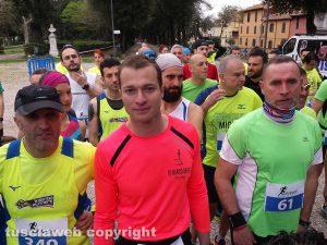 Viterbo - La partenza di Corri a Pratogiardino