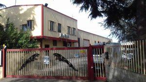 La sede della Securpol