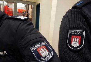 Amburgo - Polizia