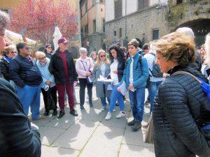 Viterbo - Gli studenti del Ruffini guide turistiche per un giorno