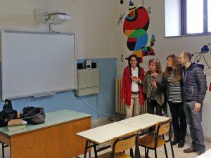 Tuscania - Donata una Lim allo scientifico da M5s Lazio