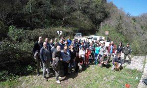 La Giornata ecologica a Barbarano Romano
