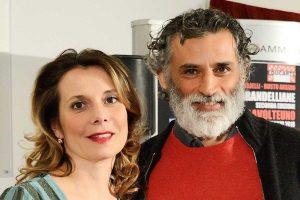 Alessandra Pizzi ed Enrico Lo Verso