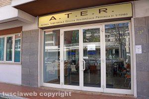 Viterbo - La sede dell'Ater