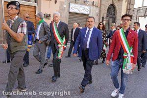 Viterbo - Leonardo Michelini ed Enrico Panunzi