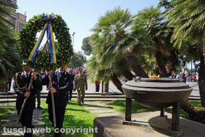 25 aprile - Viterbo celebra il giorno della Liberazione