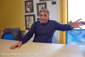 Viterbo - Il commissario dell'Ater Ivan Grazini