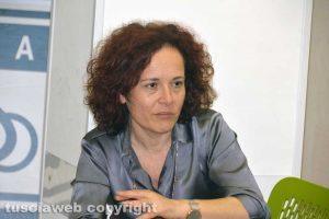 Luigia Melaragni, segretaria della Cna Viterbo Civitavecchia
