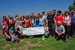 Gli 'Amici del Ruffini' alla scoperta del monte Soratte