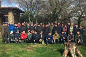 Fabrica di Roma - I partecipanti ai corsi di olivicoltura