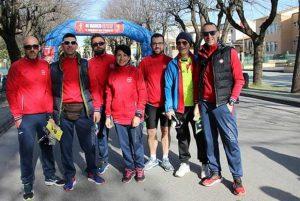 Sport - Atletica leggera - Gli atleti dell'Alto Lazio a Tuscania
