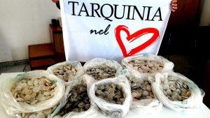 #cacciaaldischetto - Tarquinia nel Cuore raccoglie 4.500 filtrini