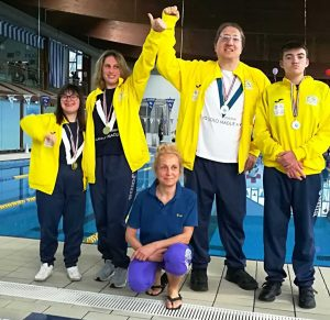 Sport - Nuoto - La VItersport Libertas a Fiuggi