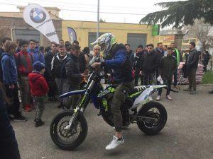 Sport - Motori - Crd moto - Raduno motociclistico