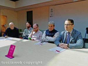 Viterbo - La conferenza di presentazione di Medioera