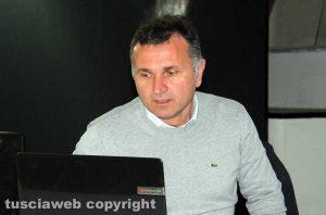 Viterbo - Gianmaria Santucci presenta il sito di FondAzione