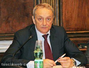 Viterbo - Consiglio comunale - Il segretario generale Marco Raponi