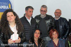 Elezioni comunali - Chiara Frontini presenta la lista Viterbo cambia