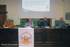 Viterbo - Elezioni comunali - Lavoro beni comuni - La presentazione