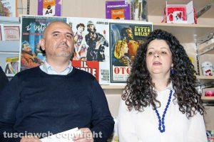 Carlo Cozzi e Chiara Frontini