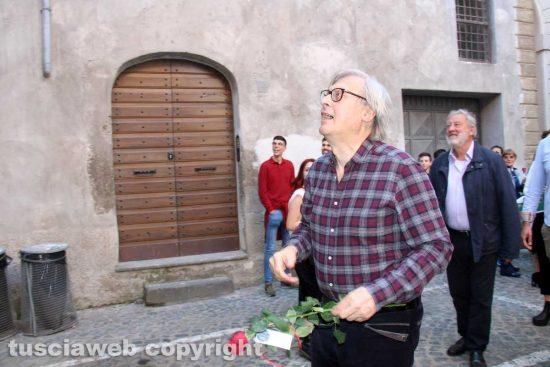 Sutri - Vittorio Sgarbi