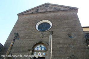 Viterbo - La basilica della madonna della Quercia