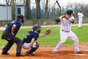 Sport - Baseball - Montefiascone - Carlo Capezzali
