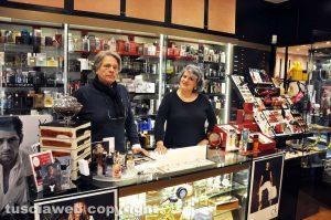 Letizia Muzio con il marito Gianni Ferlizzi