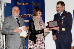 Viterbo - La consegna del Premio 'Viterbo per il lavoro'