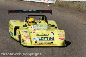 Sport - Motori - La cronoscalata lago Montefiascone