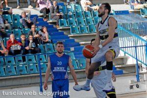 Sport - Pallacanestro - Stella azzurra - Il match contro l'Anzio