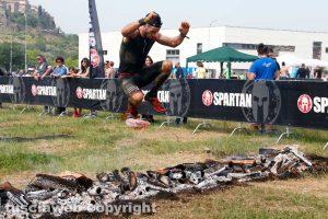 Sport - La Spartan race di Orte