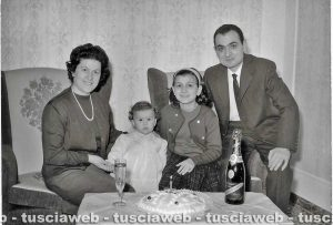 Famiglia Muzio - Foto storica